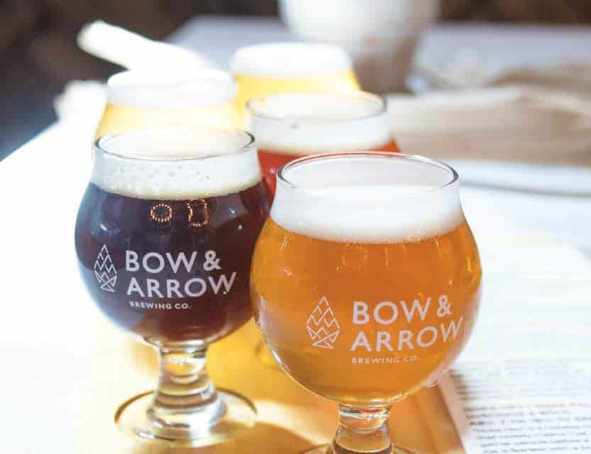 A Deeper Draft: Bow & Arrow Brewing Company