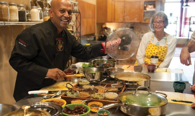 A Powerful Plate: Agni Ayurveda Helps Bring Balance to Mind and Belly