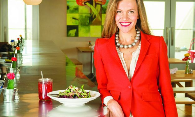 Vinaigrette  an interview with Erin Wade,  Owner of Vinaigrette and Modern General