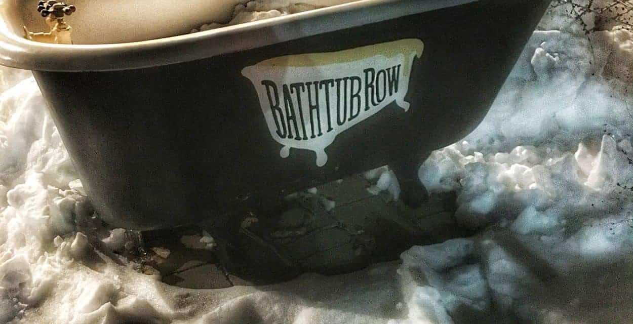 Beer Dinner at Bathtub Row Brewing Co-op with Pig + Fig