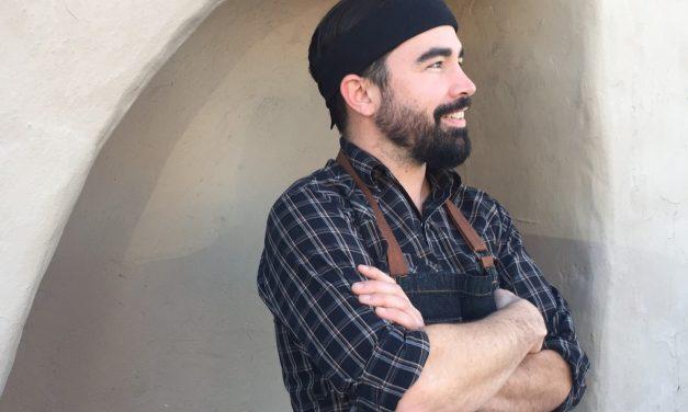 Chef David Gaspar de Alba moves to Artichoke Cafe