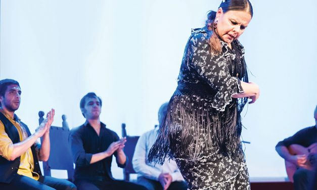 Living La Vida Flamenco