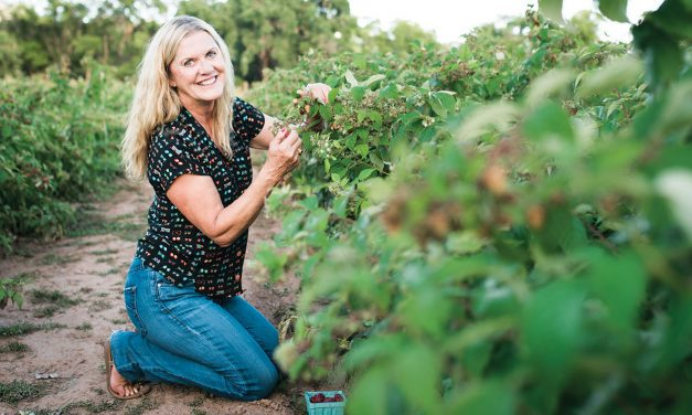 Best Food Artisan: Heidi's Raspberry Farm