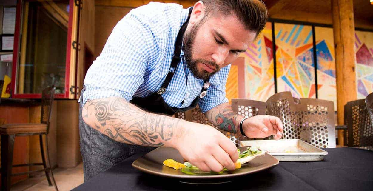 Farm to Table? Try Pueblo to Table at the Pueblo Harvest Cafe