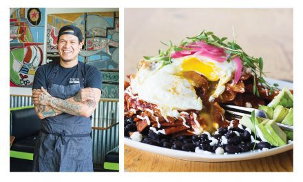 Best Cafe, Albuquerque: The Shop Breakfast + Lunch