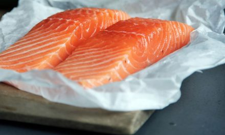 Honey Soy Salmon Filets