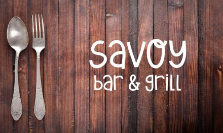Table Hopping: Savoy Bar & Grill