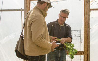 Resourcefulness Provides Purpose for Ironwood Farm