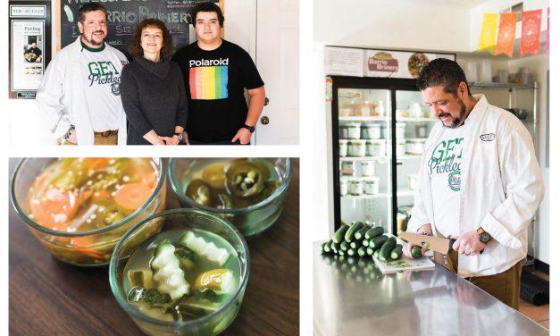 Best Food Artisan: Barrio Brinery