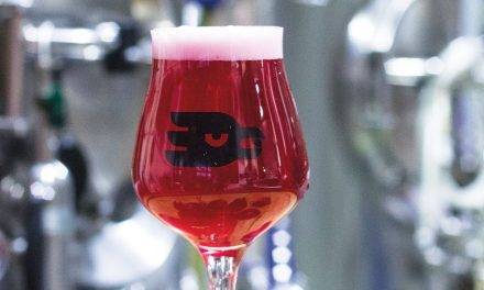Marble Brewery's Prickly Pear Gose