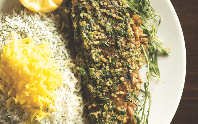 Milad's Traditional and Experimental Persian Cuisine