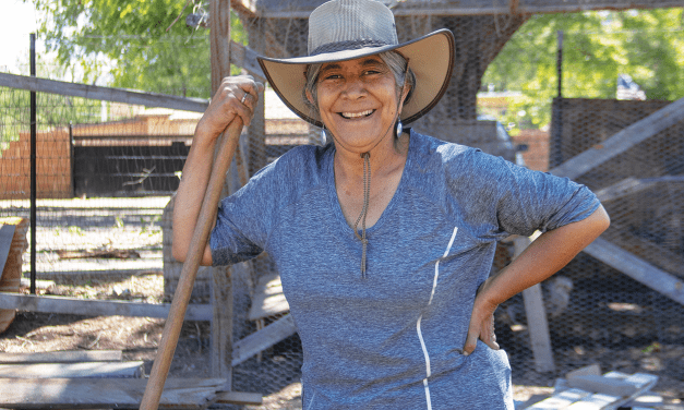 Women Farming in the South Valley