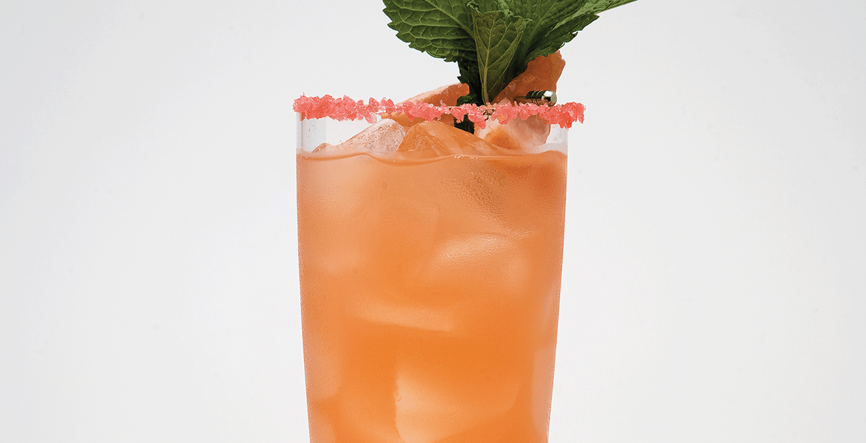 Tickled Pink Paloma