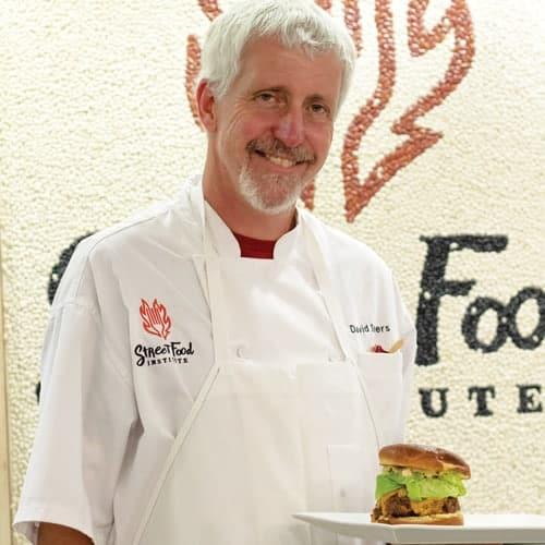 David Sellers, Street Food Institute