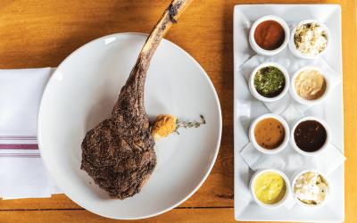 A Steak Different