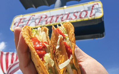 Eight Around the State: Tacos