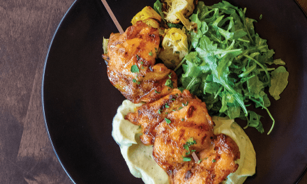 Eight Around the State: Counter Service