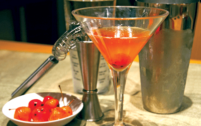 The Kentucky Belle Cocktail