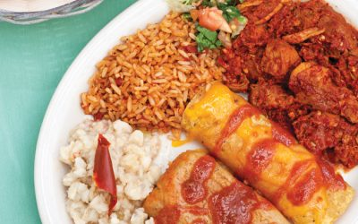 Eight Around the State: Carne Adovada