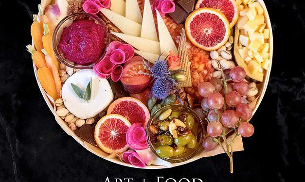 Late Winter 2020: Art + Food