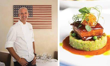 Mark Kiffin, The Compound Restaurant