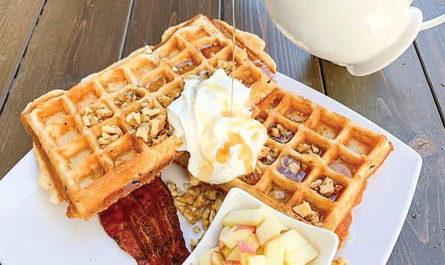 Eight Around the State: Breakfast