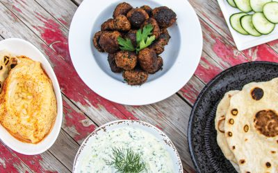 Cooking Together: Mediterranean Night