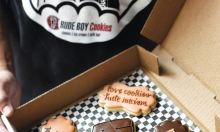 Rude Boy Cookies Takes on Racism in the 505