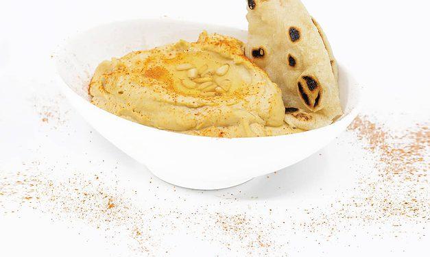 Mediterranean Night: Hummus