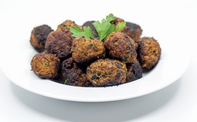 Mediterranean Night: Moroccan Lamb Meatballs